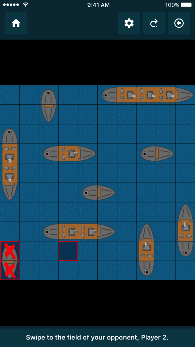 AllGames Together - Sea Battle